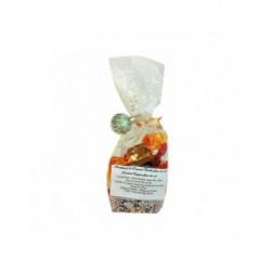 Fleur de sel safranée 30g