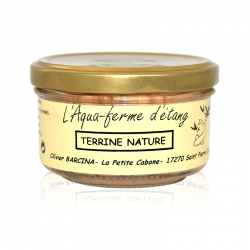 Terrine de Truite nature 140g