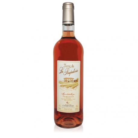 Vin rosé PLAIZE