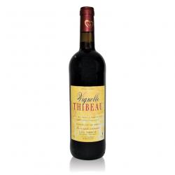 Vin rouge THIBEAU