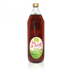 Jus de raisin rosé PLAIZE