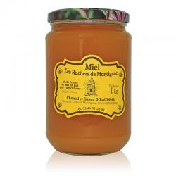 Miel toutes fleurs 1kg
