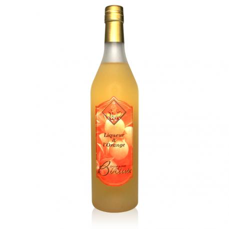 Liqueur à l'orange BIRIUS (70cl)